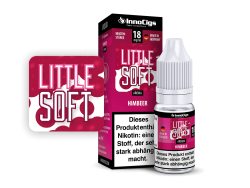 10ml Little Soft Fertigliquid von InnoCigs in den Stärken 0mg, 3mg, 6mg, 9mg, 18mg