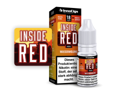 10ml Inside Red Fertigliquid von InnoCigs mit...