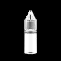 Leer Flasche Unicorn V3 PET von Chubby Gorilla mit einem Fassungsvolumen von 10 ml