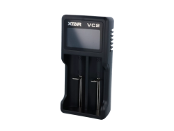 XTAR - VC2 - Ladegerät